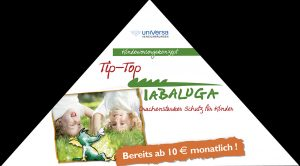 Kindervorsorge Tip-Top Tabaluga